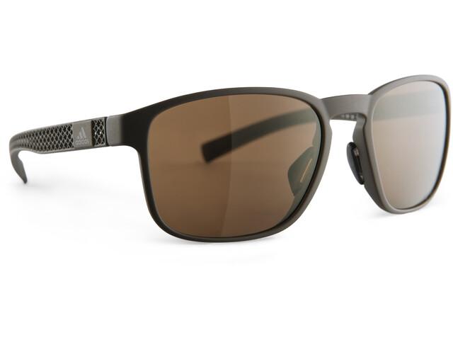 adidas Protean 3D_X Glasses khaki olive/lst contrast silver